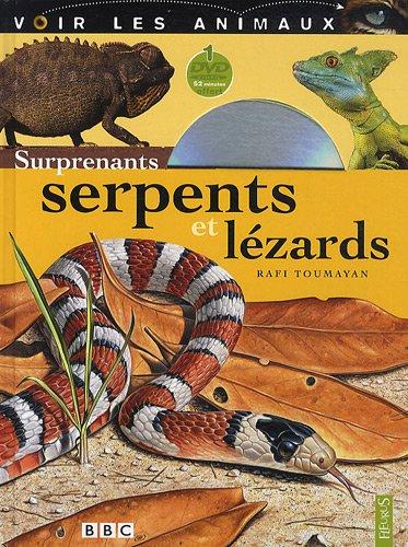 Surprenants serpents et lézards (1DVD) par Rafi Toumayan