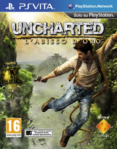 Foto Uncharted: Golden Abyss (L'Abisso D'Oro)