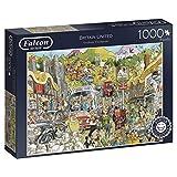Falcon de luxe 11197Graham Thompson Großbritannien United 1000Stück Puzzle
