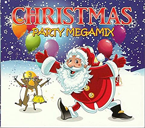 Nonstop Weihnachts-Mix (Compilation CD, 4 Tracks)