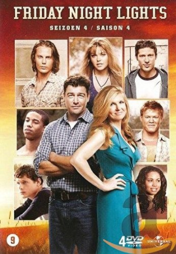 FRIDAY NIGHT LIGHTS - The Complete Series 4 [IMPORT]