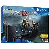 Sony PlayStation 4 1TB Oyun Konsolu ve God of War