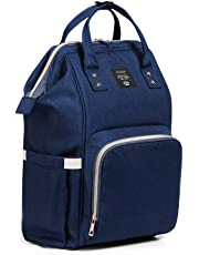 Motherly Stylish Babies Diaper Bags for Mothers - Economical Version(Navy Blue)