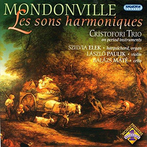 Mondonville: Les Sons Harmoniq...
