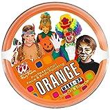 Widmann–Make-up in Badewanne unisex-child, Orange, 25g, vd-wdm02397