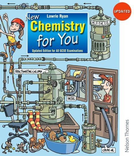 Updated New Chemistry for You (New for You Student Book)