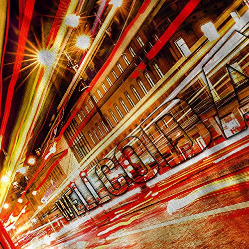 rue Ville Royaume-Uni Wellcoda Femme S-2XL Sweat à capuche | Wellcoda Noir