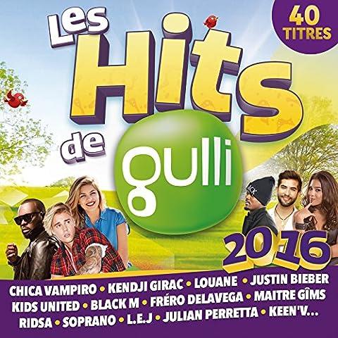 Les Hits de Gulli 2016 - 40 Titres
