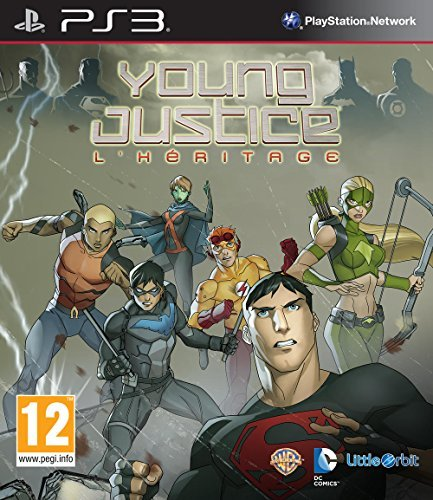 Young Justice: Legacy (PS3) by Little Orbit (Legacy Young Justice)