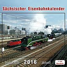 Sächsischer Eisenbahnkalender 2016