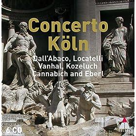 Locatelli : Concerto grosso in B flat major Op.1 No.3 : II Allegro