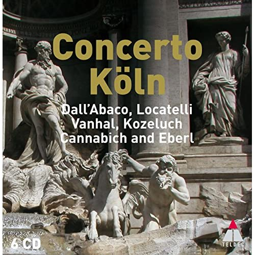 Locatelli : Concerto grosso in B flat major Op.1 No.3 : IV Vivace