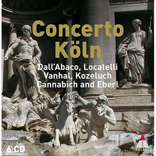 Dall'Abaco : Concerti a più Istrumenti Op.5 [c1719], Concerto No.5 in C major : III Allegro assai
