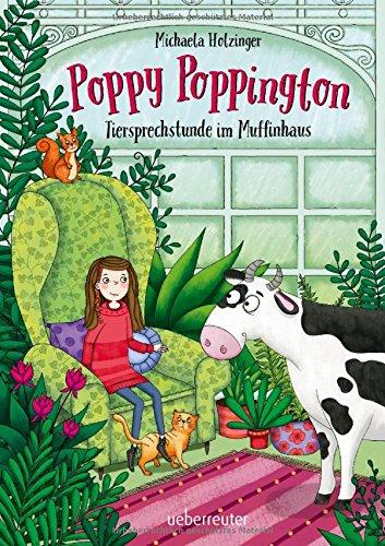 Poppy Poppington Tiersprechstunde um Muffinhaus