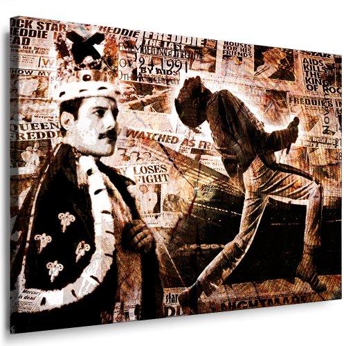 Freddie Mercury - Queen cuadro imagen globo! Impresión