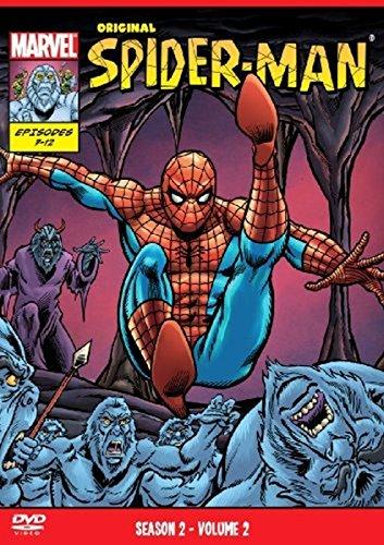 Original Spider-Man - Staffel 2, Vol. 2 (OmU)