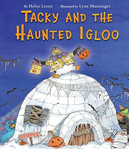 Tacky and the Haunted Igloo (Tacky the Penguin) (English Edition)