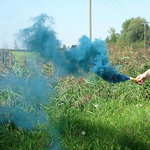 Raucherzeuger Mr. Smoke Typ 1 in Azurblau