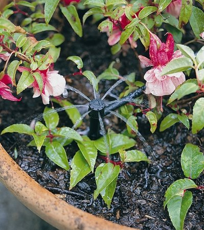 Jardin Arroseur micro d'irrigation complet 10 Cercle