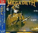 Megadeth: So Far So Good...So What! (Audio CD)