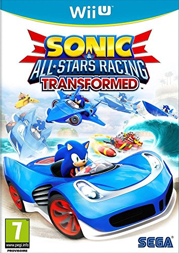 Sonic & All-Stars Racing : Transformed - édition limitée [Importación francesa]