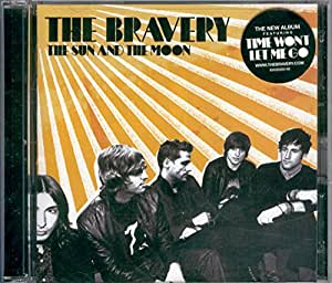 The Bravery - The Sun And The Moon Limited Edition Cd + Dvd - Includes 3 Exclusive Accoustic Performances From Sxsw With Interviews
