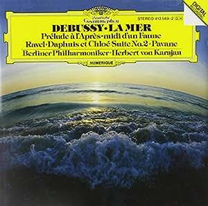 Debussy/Ravel-Karajan-la Mer