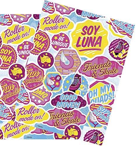 Procos Soy Luna Kunststoff Tischdecke 120x180cm