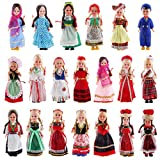 Magideal Vintage Costume Clothing Ethnic...