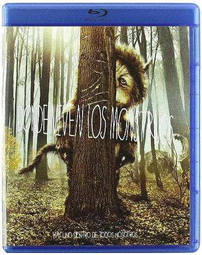 Donde Viven Los Monstruos [Blu-ray] 61AJsG18p0L