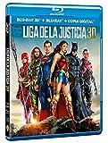 Liga De La Justicia Blu-Ray 3d [Blu-ray]