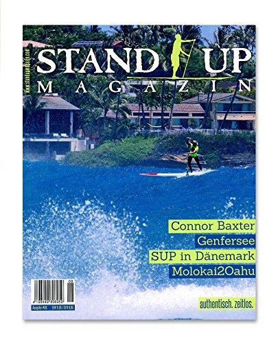 Preisvergleich Produktbild STAND UP MAGAZIN Ausgabe 8