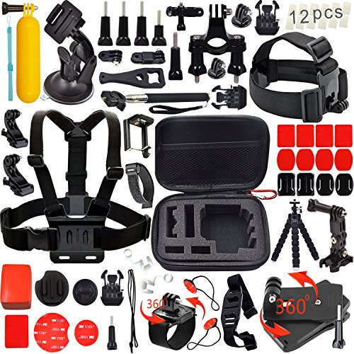 leknes-outdoor-sports-essentials-kit-for-sj4000-sj5000-and-gopro-hero-5-4-3-3-2-1-in-parachuting-div