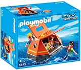 Playmobil 5545 City Action Coastguard Life Raft