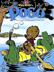 Walt Kelly's Pogo: The Complete Dell Comics Volume 1