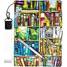 Lovewlb Tablet Custodia per Archos Arnova 9 G3 Custodia Pelle Stand Case Cover SJ