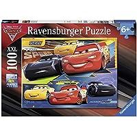 Ravensburger - Puzzle 100 Piezas, Cars 3 (10961)