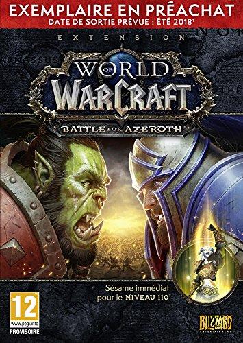 World of Warcraft: Battle for Azeroth - Boîte de précommande