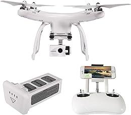 UPair one Drohne mit 4K Plus Kamera 2.4G Fernsteuerung FPV live übertragung RC Quadcopter with IOS APP Control,Follow Me Modus,Headless Modus,Home Return