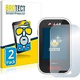 brotect Protection Ecran Anti-Reflet Compatible avec Polar V650 (2 Pièces) - Film Protection Ecran Mat