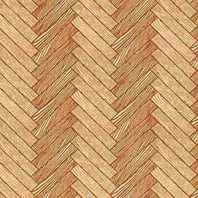 The Dolls House Emporium Parquet Flooring Paper