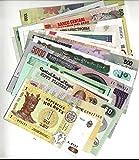 Alle Welt 25 verschiedene Banknoten (Banknoten für Sammler)
