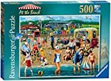 Ravensburger At the Beach 500pc Jigsaw Puzzle