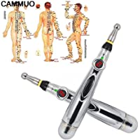 Generic CAMMUO Electric Acupuncture Magnet Therapy Heal Massage Pen Meridian Energy Pen