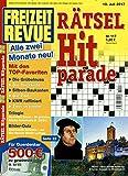 Freizeit Revue Rätsel Hitparade [Jahresabo]