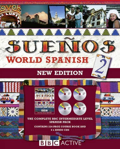 Sueños World Spanish 2: language pack with book and cds by Almudena Sanchez (2014-01-30)