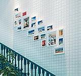 Rahmen Deko Wohnzimmer Holz Modern Leiter Foto Wall Treppe Flur Foto Wand Leiter Kombination B