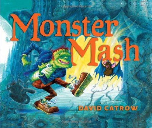 Monster Mash - Monster Song Halloween Mash