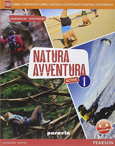 Natura avventura. Con LaboratorioLIM. Per la Scuola media. Con e-book. Con espansione online. Con libro: 1