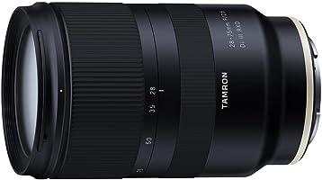 Zoom TAMRON - 28-75mm F/2.8 Di III RXD - Monture Sony FE